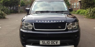 Range Rover Sport Autobiography Kit 2013